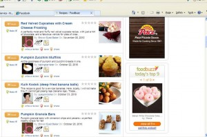 FoodBuzz Screen Shot